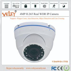 HD impermeable al aire libre cubierta de lente Vari-Focal infrarrojos Cámara IP Megapixel