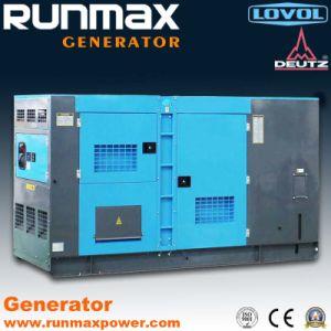 20kVA-600kVA Silent Deutz Power Electric Diesel Generator Set (RM40D2)