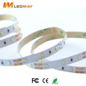 Indicatore luminoso bianco dell'interno del coperchio delle strisce di colore LED di SMD3014 6W 6000k