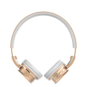 Mic를 가진 무선 Bluetooth 헤드폰 이어폰을 취소하는 새로운 디자인 HiFi 소음