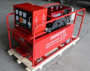 Weichai Air-Cooled дизельного двигателя 4-тактный двигатель генератором 10 квт