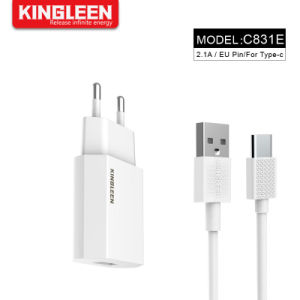 Модель C831e один порт USB зарядное устройство подходит для типа C