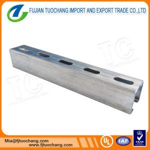 Canali d'acciaio di profilo galvanizzati puntoni del metallo di ASTM