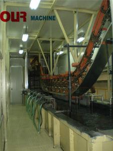 中国の製造業者の陰極電気泳動のペイントライン、電気泳動のラッカー