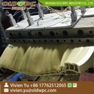 Macchina di espulsione del portello della cavità del comitato di parete del PVC di WPC