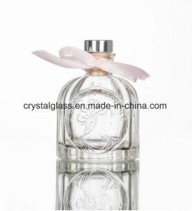 Personalizar a forma difusa Reed vaso de perfume de vidro