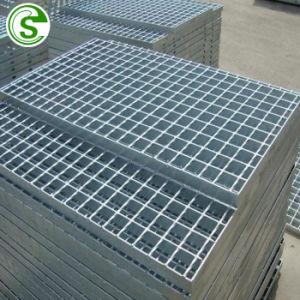 Made in China Rejilla de acero galvanizado de precio por metro cuadrado