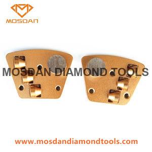 Disco di molatura del trapezio 3 PCD per le smerigliatrici di Sase