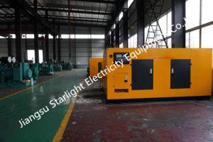 van de Diesel van 250kw Nta855-G1a Cummins Elektrische Producerende Reeks Macht van de Generator de Eerste