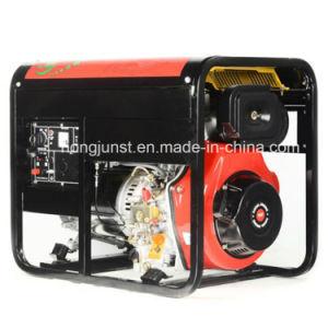 uso diesel portatile della casa del gruppo elettrogeno di monofase 8kw