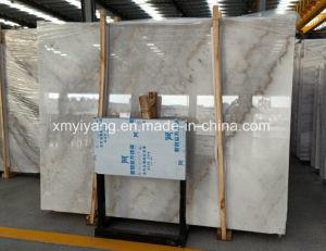 Carrara china de Guangxi para las losas de mármol blanco, azulejos
