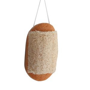 熱い販売の100%の自然なKonjac Loofahのスポンジ