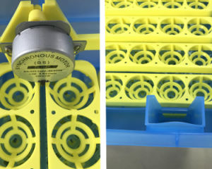 2018 neuer Geflügel-Geräten-voll automatischer Digital-Huhn-Vogel-Ente-Ei-Inkubator, der Maschine ausbrütet