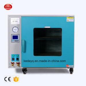 LCD 디스플레이 실험실 작은 기체 제거 내각 진공 건조용 오븐 기계