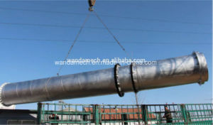Chemical and Industrial Raw Gypsum Ore Rotary Dryer Machine