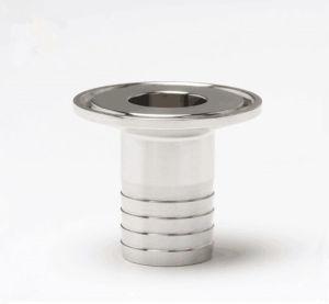 Prezzo di fabbrica premuto sanitario dell'accessorio per tubi dell'accoppiamento di tubo flessibile dell'acciaio inossidabile