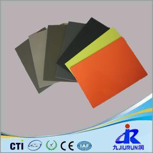 Haute densité coloré PE Feuille de plastique pour l'industrie