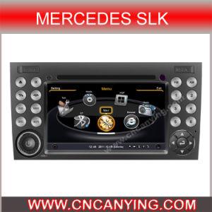 GPS를 가진 Mercedes Slk, Bluetooth를 위한 특별한 Car DVD Player. A8 Chipset Dual Core 1080P V-20 Disc WiFi 3G 인터넷 (CY-C096로)