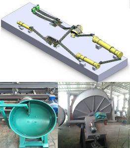 Machine om De Organische Meststof die van het Ureum te maken van de Korrels van de Meststof Machine maken