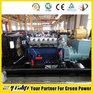 Generador de gas natural de 100kw