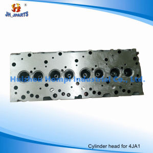 Las piezas del coche Culata Isuzu 4JA1 4JB1/4hf1/4HK1/4jg1/4jg2/4bd1/4zd1/4ze1/6HK1/6bd1t