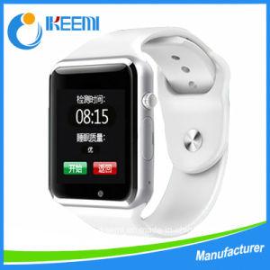 1.54 pulgadas de pantalla táctil Mtk6261 el sueño de la cámara de alarma Anti-Lost Monitor FM MP3 A1 Teléfono Smartwatch
