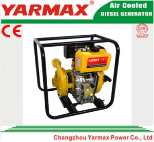 Yarmax ISO9001 세륨 승인되는 공냉식 디젤 엔진 수도 펌프