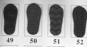 Muitos Color EVA Equipamento único para chinelos