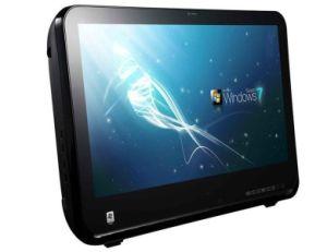 그림 벽에 있는 24 인치 HD LCD 텔레비젼 1 PC 한 벌/중첩/포탄 지원 그림