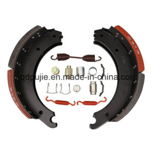Piezas de la carretilla 4707 Forros de zapatas de freno con el kit (PJTBS012)