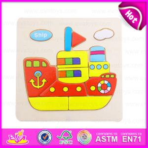 2015 Madeira promocionais quebra-cabeças, Novo Estilo Puzzle personalizado de brinquedos de madeira, melhor qualidade de jogos de Puzzle Toy W14C099