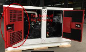 닫집 유형 디젤 엔진 발전기 세트 삼상 22kw