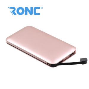 la Banca portatile di potere di Powerbank di piena capacità 8000mAh per il regalo di promozione