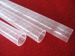 Baiboのヒーターのための無制限で半透明なSemi-Transparent水晶管