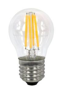 G45 4W E27 Lâmpada Globo LED clara lâmpada de incandescência