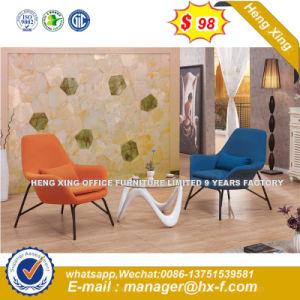 Base de métal de meubles de salon élégant tissu Canapé de loisirs (HX-SN8037)