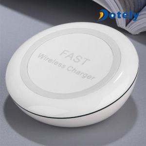 El iPhone 8 iPhone Cargador Cargador X 10 W cargador inalámbrico de alta velocidad de Qi