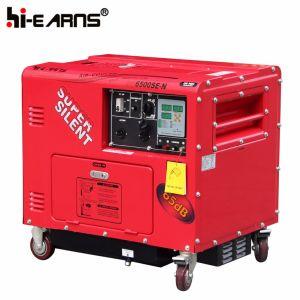 5kw super Stille Diesel Generator (dg6500se-n)