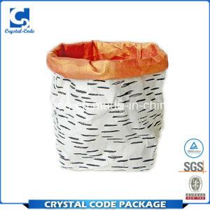 Vendiendo bien en todo el mundo lavable bolsa de papel