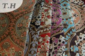 Tecniche tessute e tessuto materiale del sofà del Chenille 100%Polyester