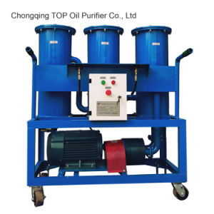 De draagbare Apparaten van Filting van de Olie van de Druk van de Plaat van het Type van Document (PL)
