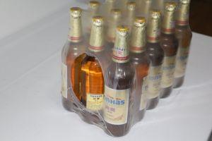 Velocidade alta shrink wrapping Machine (para garrafas PET e garrafas de vidro&Pop-top latas)