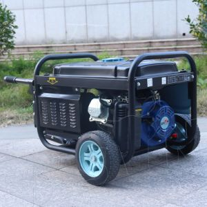 バイソン((h) 5kw中国) BS6500pの電気開始信頼できるガソリン発電機