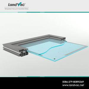 Landvac Fabrik-Preis-feuerfestes Vakuum, das für Glasdusche-Wände glasiert