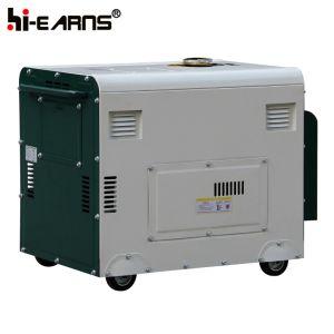 5kw 디젤 엔진 발전기 고정되는 가격 (DG5500SE)