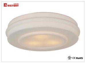 省エネLEDの現代普及した屋内ガラス天井ランプ