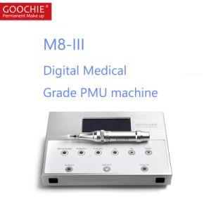 Goochie M8デジタルの常置構成の入れ墨機械