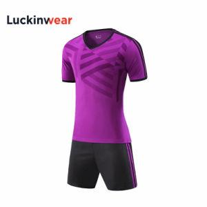 2019 patch broderie personnalisée uniformes à bon marché de la SUBLIMATION Maillot de soccer de Nouveau modèle