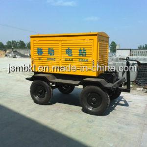 10-30kw industriële Draagbare Diesel die van het Type van Aanhangwagen Generator door Cummins, Motor wordt aangedreven Perkins (facultatieve merken)
