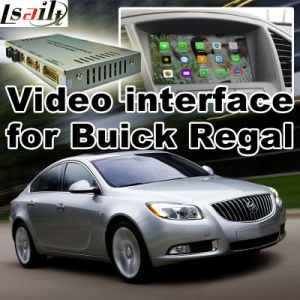 Interface de vídeo multimédia para a Opel Insignia / Buick Regal